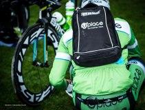 Team U-Place riding BMC