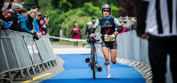 first women out of transition: Kristin Moeller DE