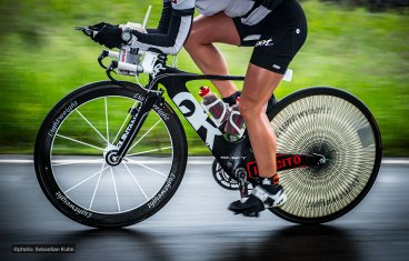 high-tech material to support athletes to show best performance