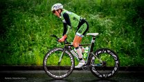 Sofie came from Belgium in order to fight for the Rapperswil crown..