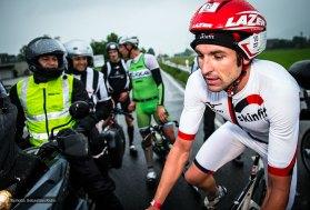and the race course leading athlete until cancelation: Boris Stein DE
